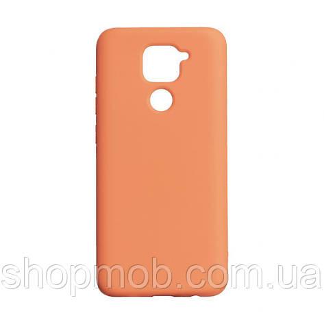 Чехол Full Case Original for Xiaomi Redmi Note 9 Цвет Orange, фото 2