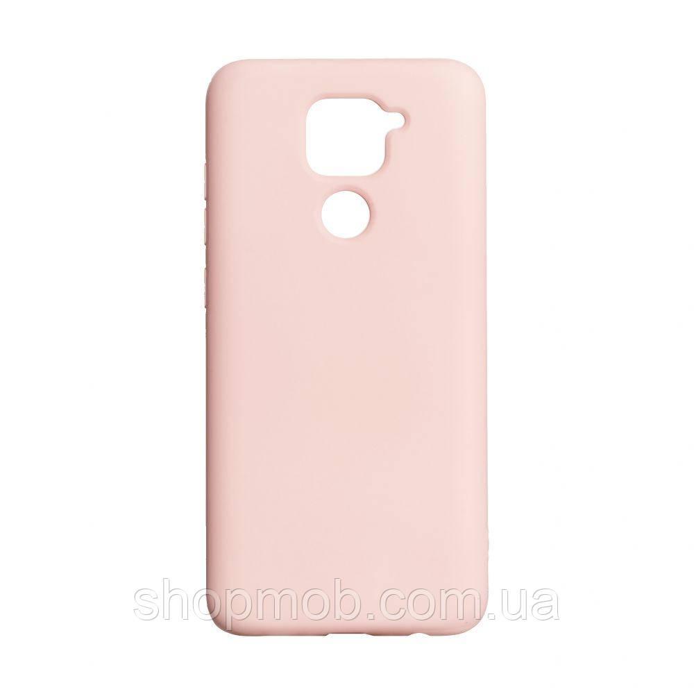 Чехол Full Case Original for Xiaomi Redmi Note 9 Цвет Pink