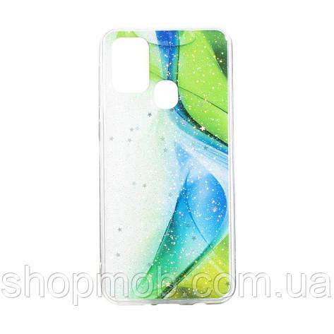 Чохол Aurora for Samsung M31 / M20s Колір 15, Green, фото 2