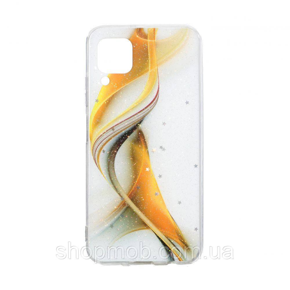Чехол Aurora for Huawei P40 Lite Цвет 12, Yellow