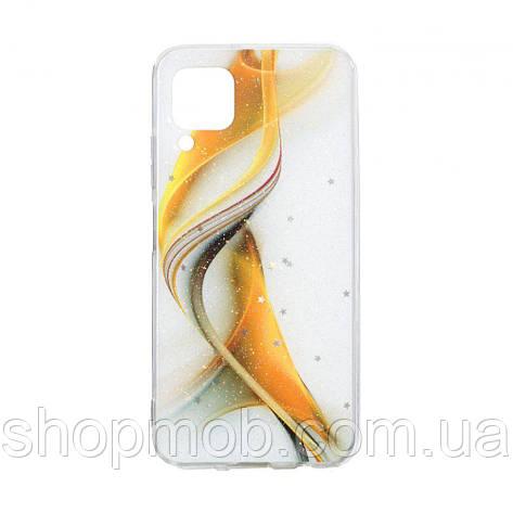 Чохол Aurora for Huawei P40 Lite Колір 12, Yellow, фото 2