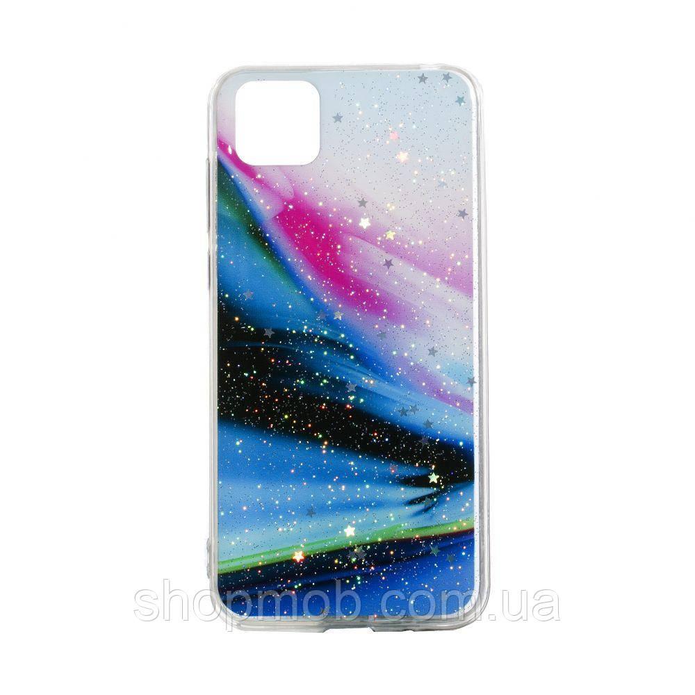 Чехол Aurora for Huawei Y5P Eur Ver Цвет 8, Blue