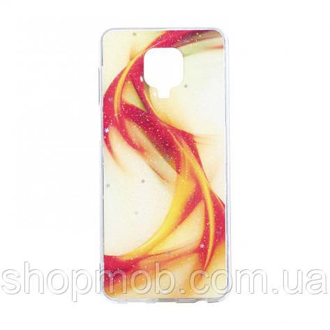 Чехол Aurora for Xiaomi Redmi Note 9s Цвет 4, Orange, фото 2