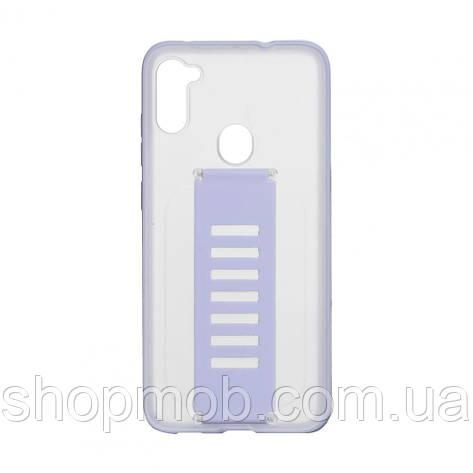 Чохол Totu Harness Samsung A11 / M11 Колір Бузковий, фото 2