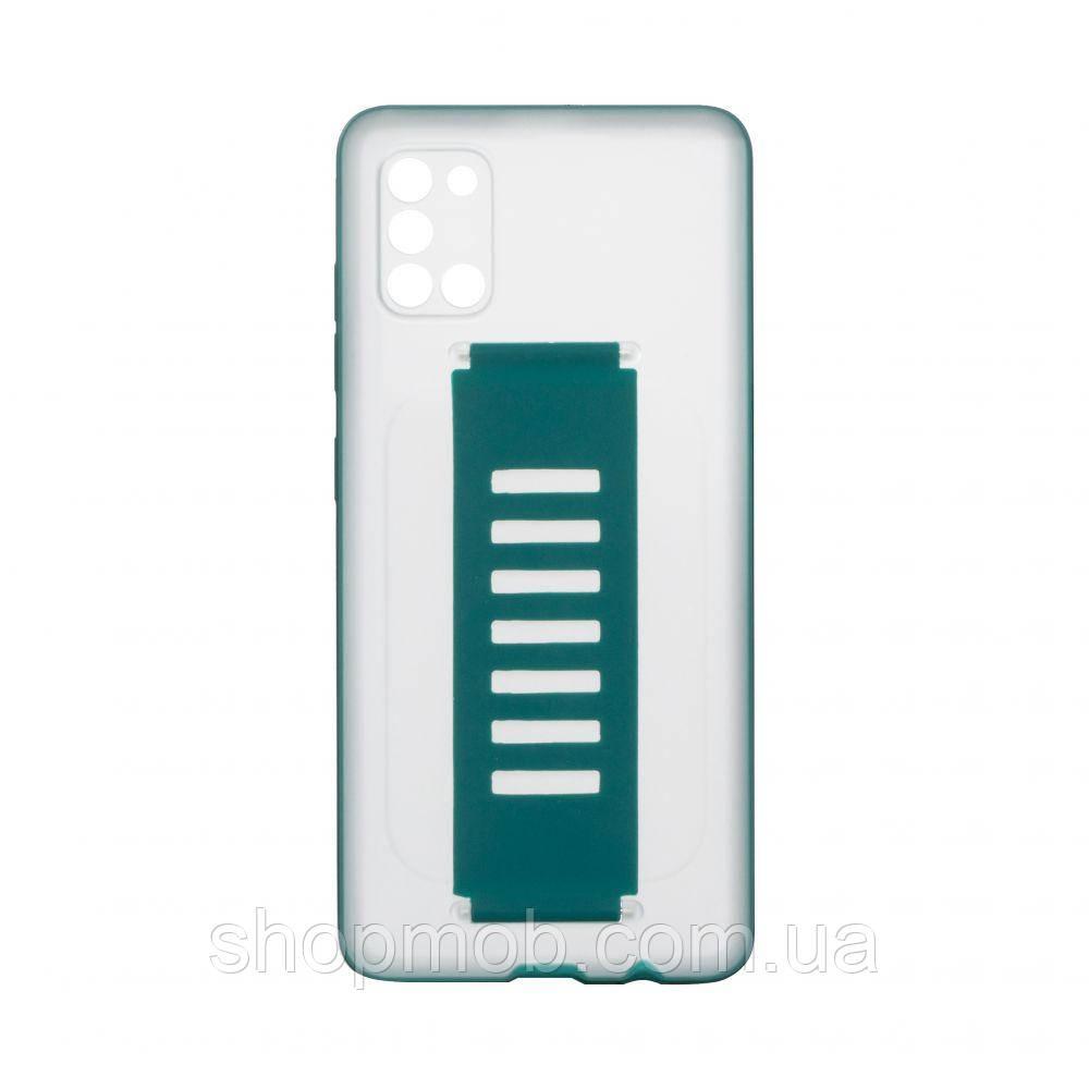 Чехол Totu Harness Samsung A31 Цвет Зелёный