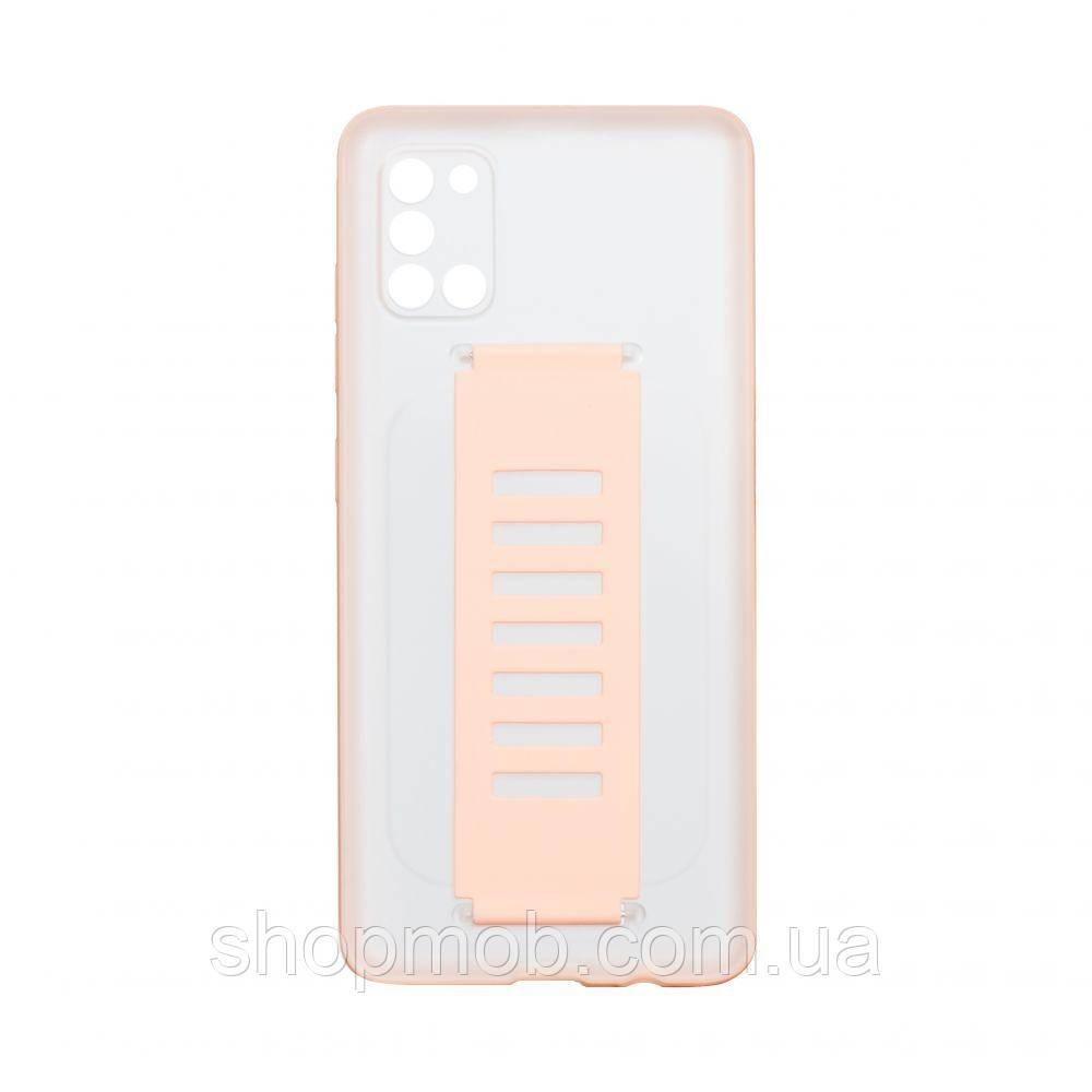 Чохол Totu Harness Samsung A31 Колір Рожевий