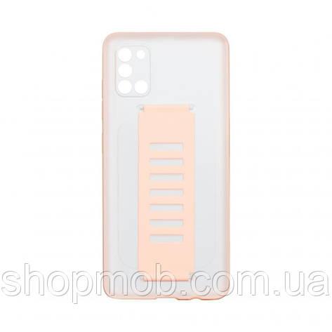 Чохол Totu Harness Samsung A31 Колір Рожевий, фото 2