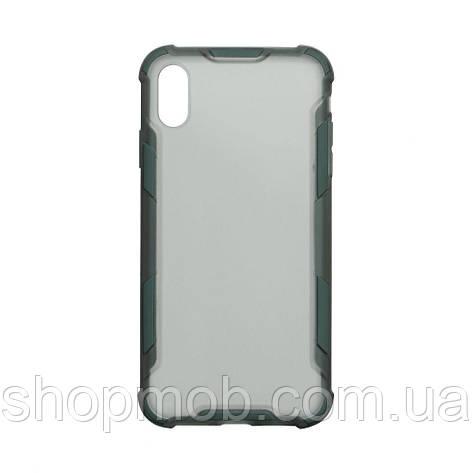 Чехол Armor Case Color for Iphone Xs Max Цвет Зелёный, фото 2