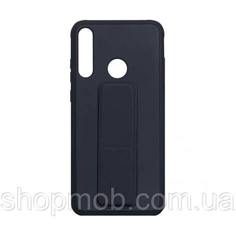 Чохол Bracket for Huawei Y6P Eur Ver Колір Midnight Blue, фото 2