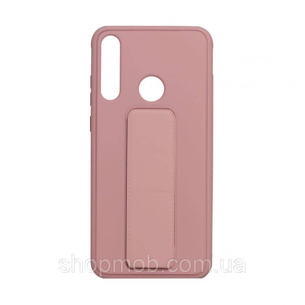 Чохол Bracket for Huawei Y6P Eur Ver Колір Pink