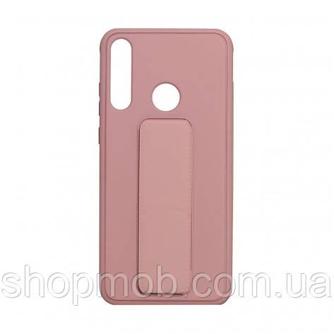 Чохол Bracket for Huawei Y6P Eur Ver Колір Pink, фото 2