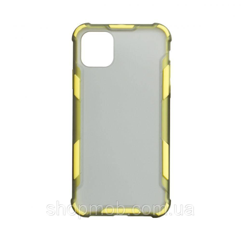 Чехол Armor Case Color for Iphone 11 Pro Цвет Жёлтый