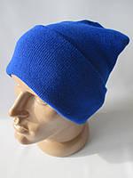 Двойные шапки на зиму для подростков.