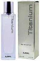 Мужская парфюмированная вода Ajmal Titanium For Men 100ml, фото 1