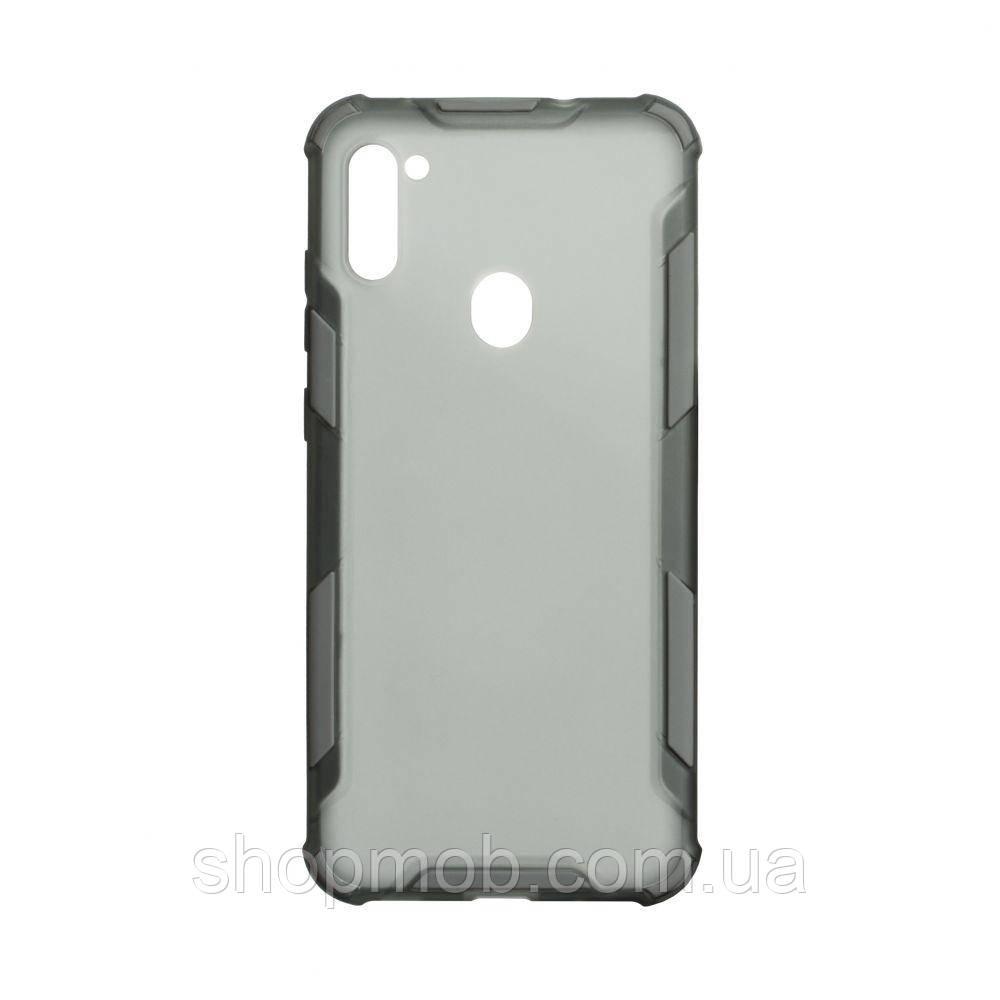 Чохол Armor Case Color for Samsung A11 Колір Сірий