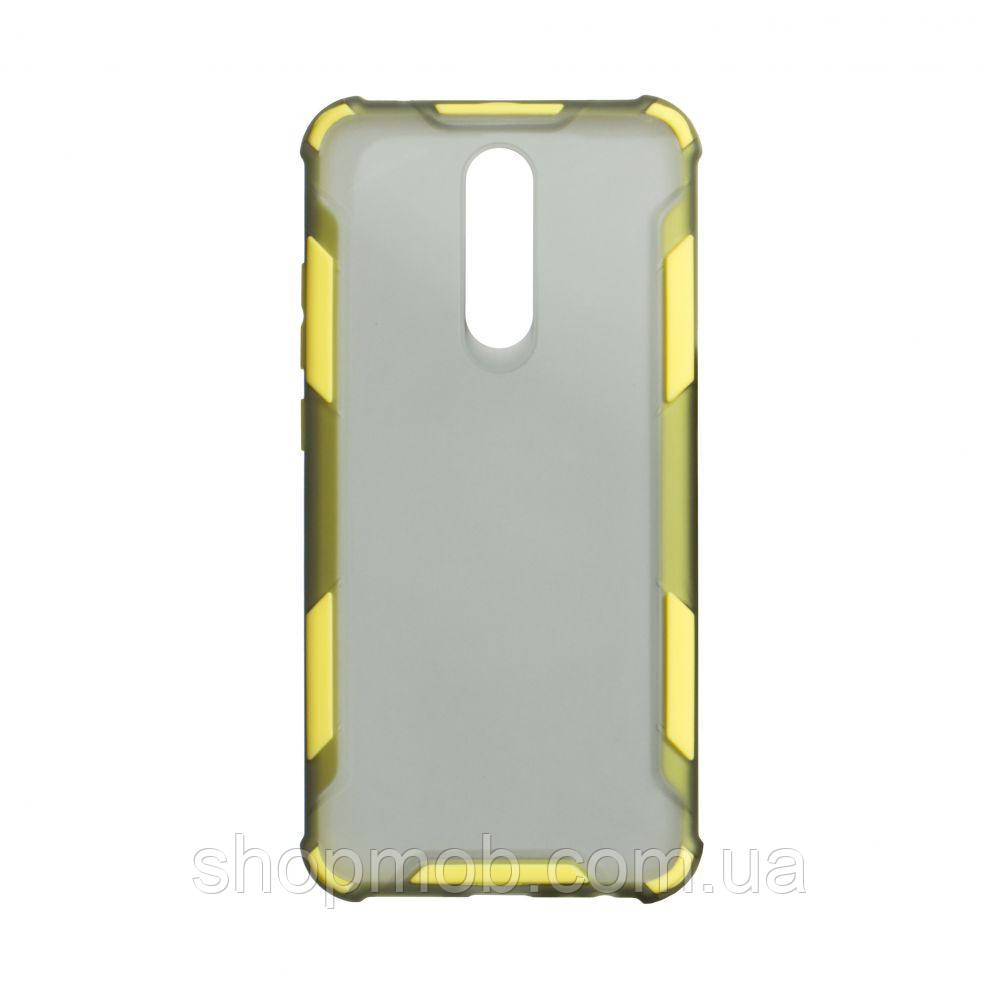 Чохол Armor Case Color for Xiaomi Redmi 8 / 8А Колір Жовтий