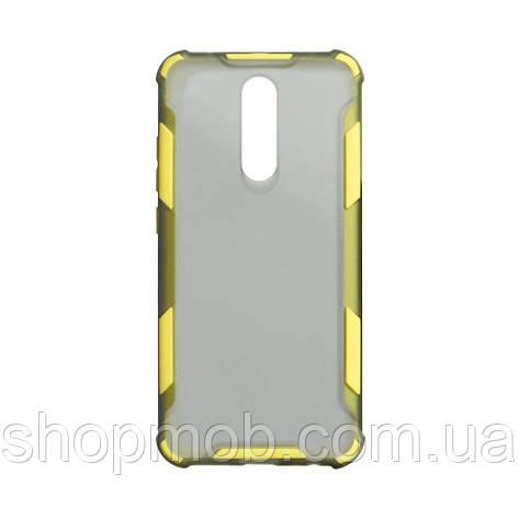 Чохол Armor Case Color for Xiaomi Redmi 8 / 8А Колір Жовтий, фото 2