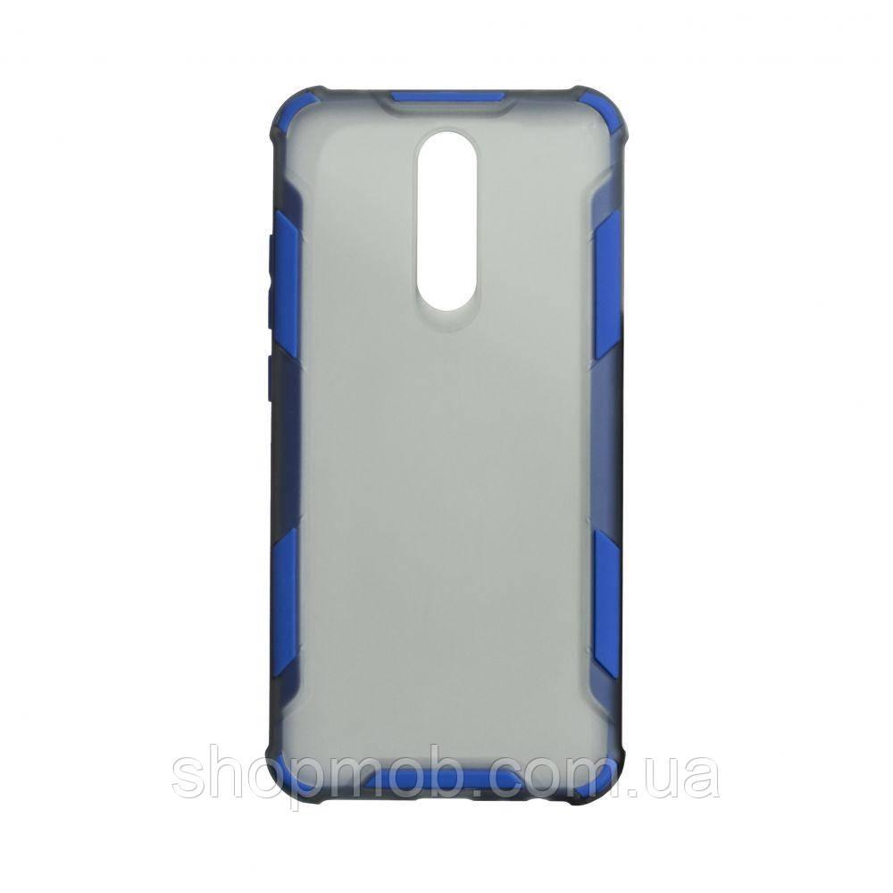 Чехол Armor Case Color for Xiaomi Redmi 8 / 8А Цвет Синий
