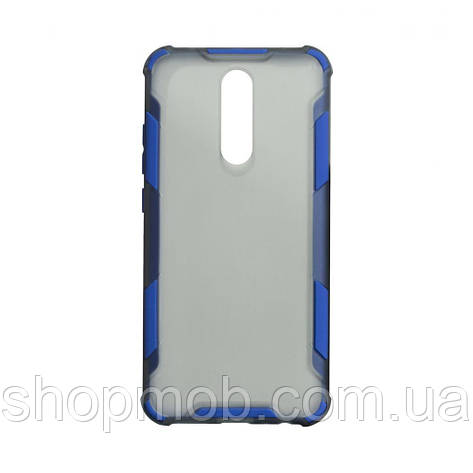 Чехол Armor Case Color for Xiaomi Redmi 8 / 8А Цвет Синий, фото 2