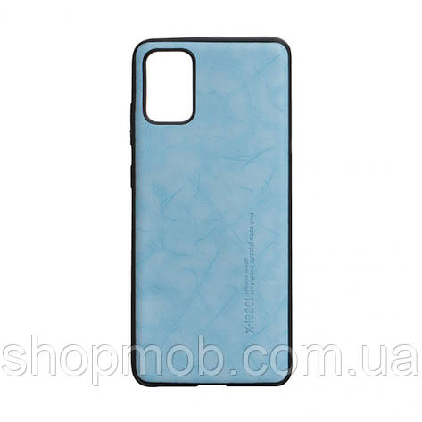 Чехол Leael Color for Samsung A71 Цвет Голубой, фото 2