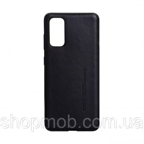Чехол Leael Color for Samsung S20 Цвет Чёрный, фото 2