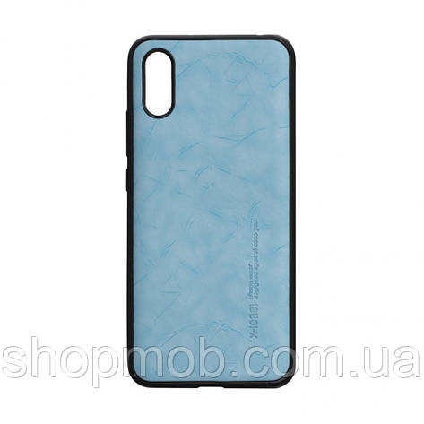 Чехол Leael Color for Xiaomi Redmi 9A Цвет Голубой, фото 2