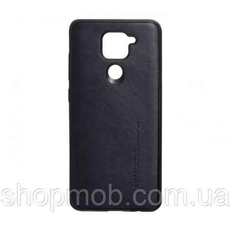 Чехол Leael Color for Xiaomi Redmi Note 9 Цвет Чёрный, фото 2