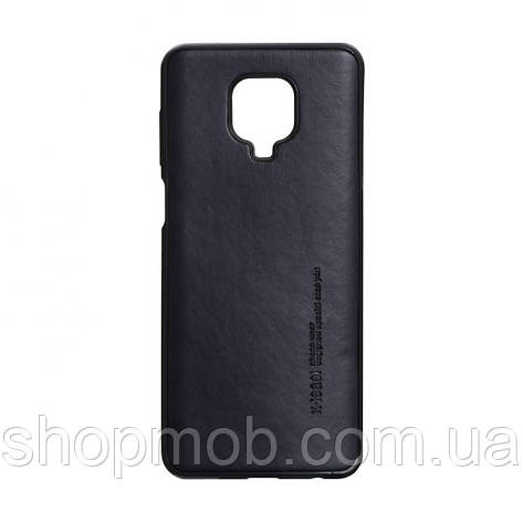 Чехол Leael Color for Xiaomi Redmi Note 9s / Pro / Max Цвет Чёрный, фото 2