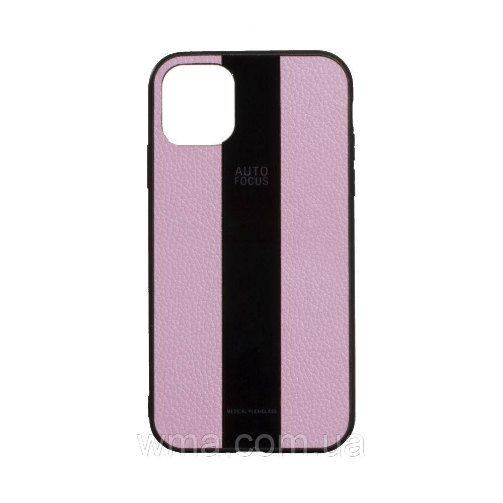 Чехол Combi Leather for Apple Iphone 11 Цвет 12, Rose