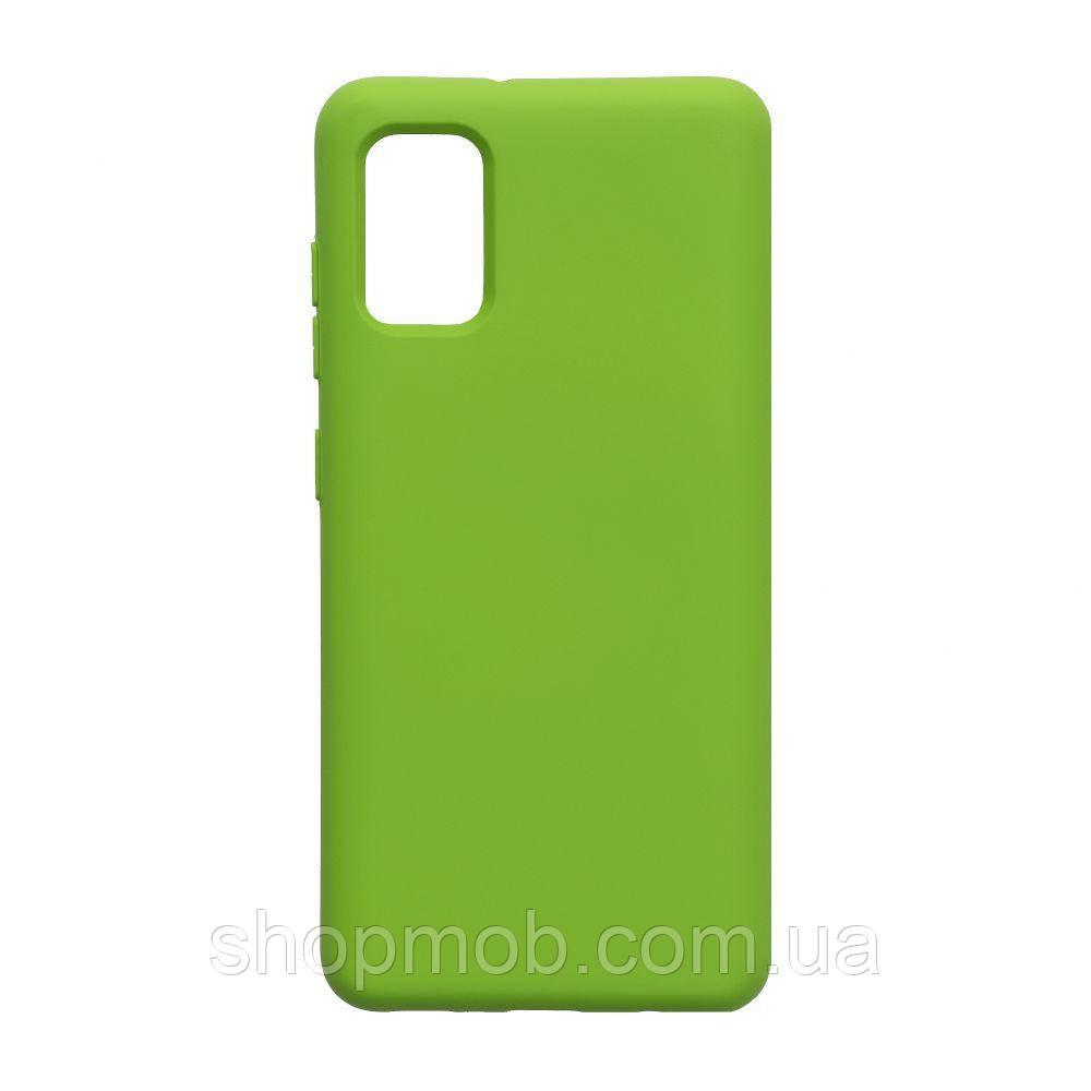 Чохол Full Case for Samsung HQ A41 Колір Green