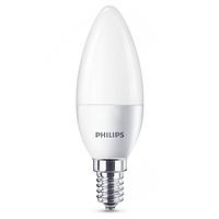 Лампа светодиодная Philips CorePro candle ND 3.5-25W E14 840 B35 FR