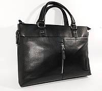 Сумка мужская для документов, портфель, папка H. M. Polo, 38*27*9 см