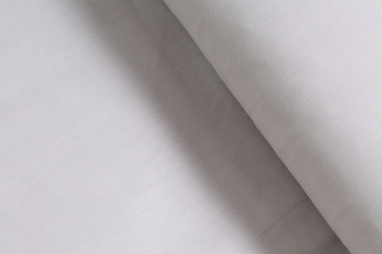 Отрез Сатин-твил Светло-серый 80х160 см