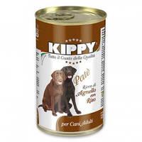 Паштет для собак KIPPY, ягненок и рис 1250 г
