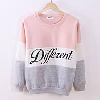 Очаровательный женский свитер Different