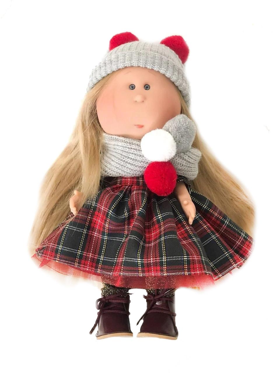 Испанская кукла-пупс Mia с ароматом ванили (Nines d'Onil)