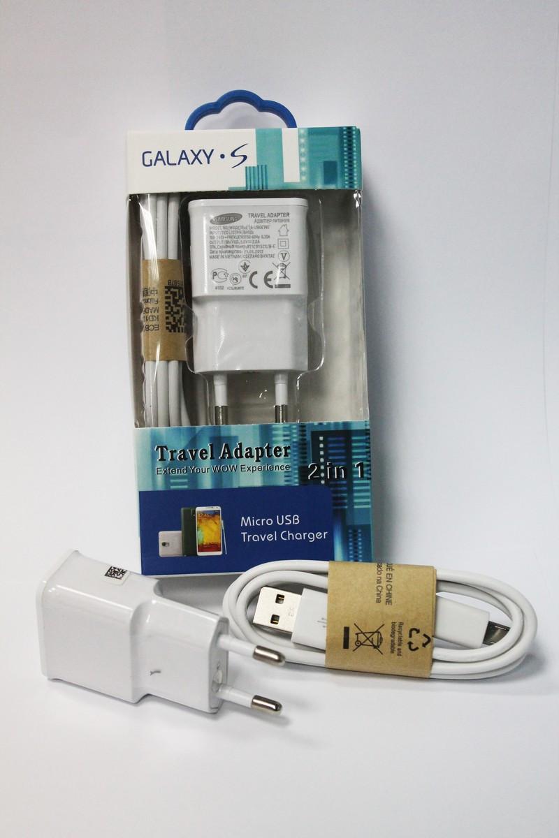 Сетевое зарядное для Sammsung Galaxy S4