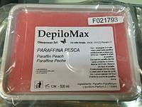 Парафин DepiloMax персик