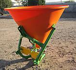 Розкидач мінеральних добрив РД-500, фото 2