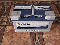 Акумулятор VARTA 80, 85, 100, фото 1