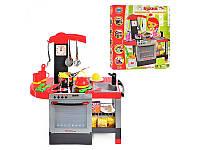 Детская кухня TEFAL 011, 22 предмета. Со звук. эффектами, горит плита., фото 1