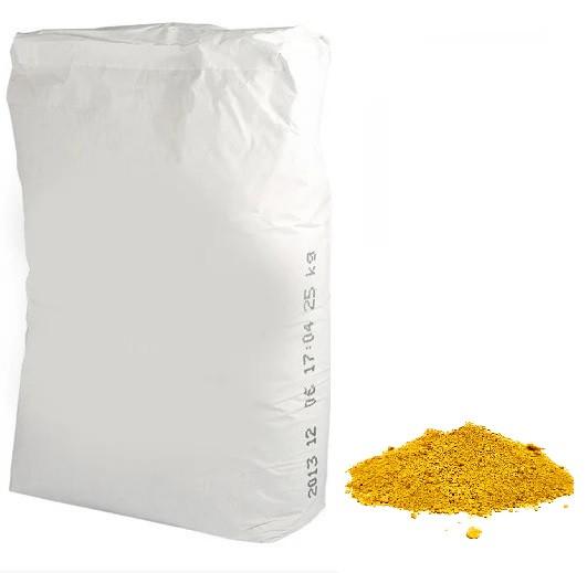 Пигмент желтый, 25кг