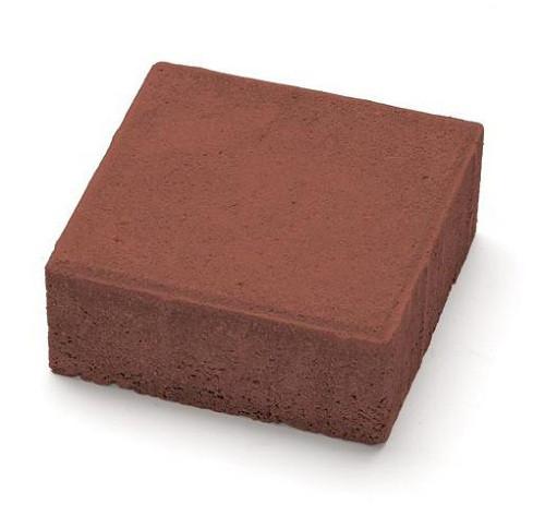 Пигментная паста для бетона красная темная, 1кг