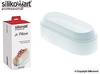 """Силиконовая форма для десертов Silikomart""""Jr.Pillow""""  190x73mm.h=60mm (Италия) (04438)"""