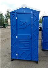 Туалетная кабина с раковиной и умывальником