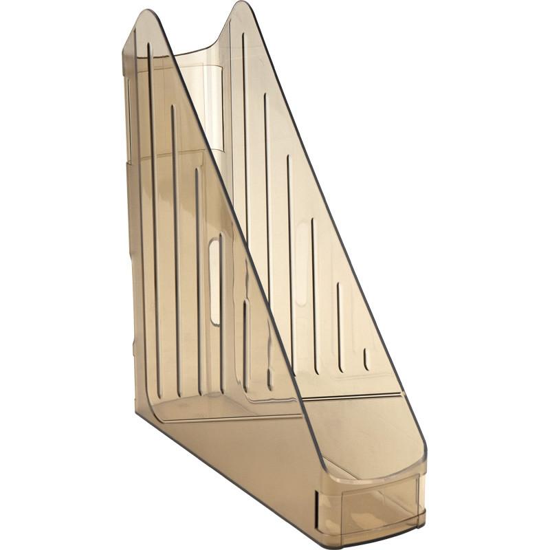 Лоток KOH-I-NOOR вертикальный, прозрачный коричневый