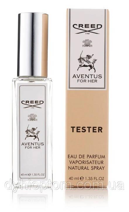 Жіночий міні парфум в тестері Creed Aventus For Her 40ml