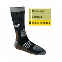 Термошкарпетки для холодної зими Norfin Protection(на основі вовни). Шкарпетки теплі для полювання і риболовлі.
