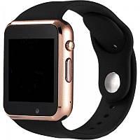 Умные часы Smart Watch A1 (Золотой)