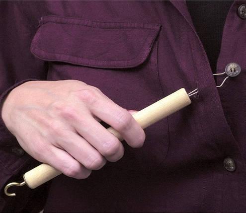 Приспособление для инвалидов для застегивания пуговиц и молний, фото 2